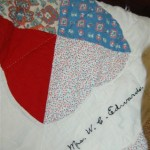 Beautiful Old Friendship Quilt