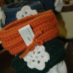 Handknit headbands