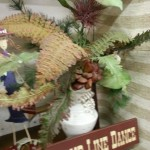 Ferny Floral Arrangment