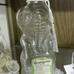 Elephant Orangette bottle