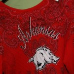Bling-y Razorback Wear